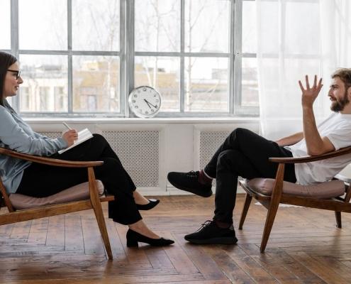 terapias psicologia - Psicologos Fuenlabrada Clínica La Serna